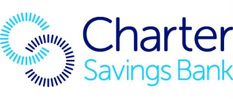 Charter Savings Bank logo