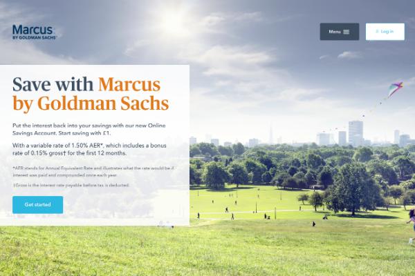 Marcus Website