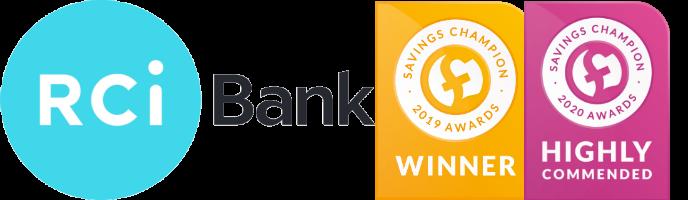 rci bank and awards logo