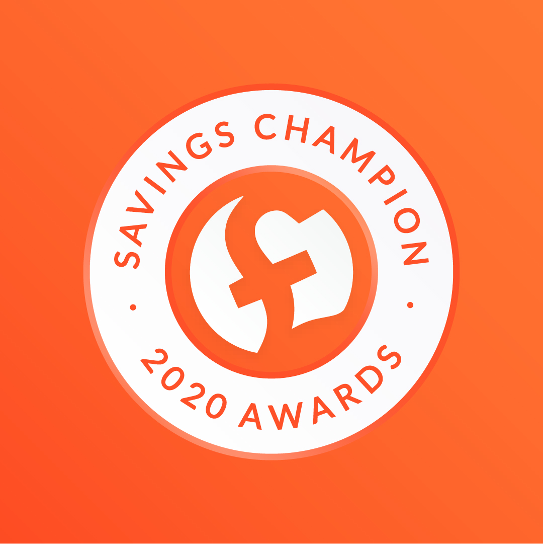 Savings Champion Awards 2019 Winners