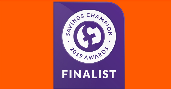 Savings Champion Awards 2019 Finalists