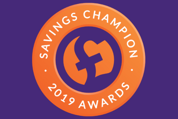 Savings Champion Awards 2019 Winners