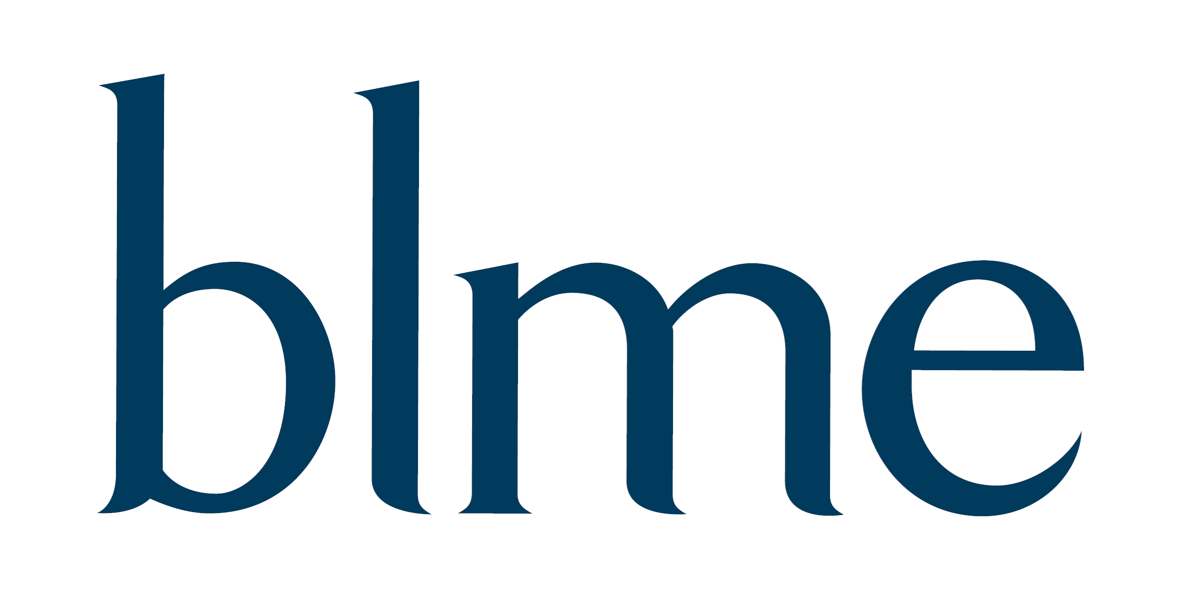 Logo for Bank of London and the Middle East (BLME)