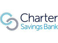 Logo for Charter Savings Bank