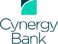 Logo for Cynergy Bank (formerly Bank of Cyprus UK)