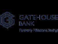 Logo for Gatehouse Bank (formerly Milestone Savings)