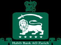 Logo for Habib Bank AG Zurich