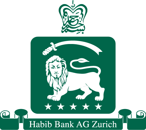 Logo for Habib Bank AG Zurich