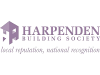 Logo for Harpenden Building Society