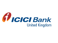 Logo for ICICI Bank UK