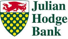 Logo for Julian Hodge Bank