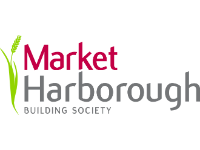 Logo for Market Harborough Building Society
