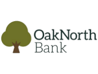 Logo for OakNorth Bank