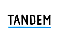 Logo for Tandem Bank Limited (formerly Harrods Bank)