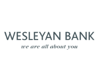 Logo for Wesleyan Bank