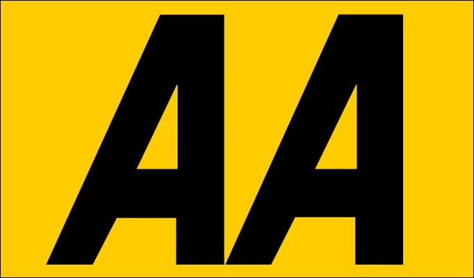 Logo for AA