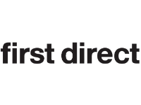 Logo for First Direct
