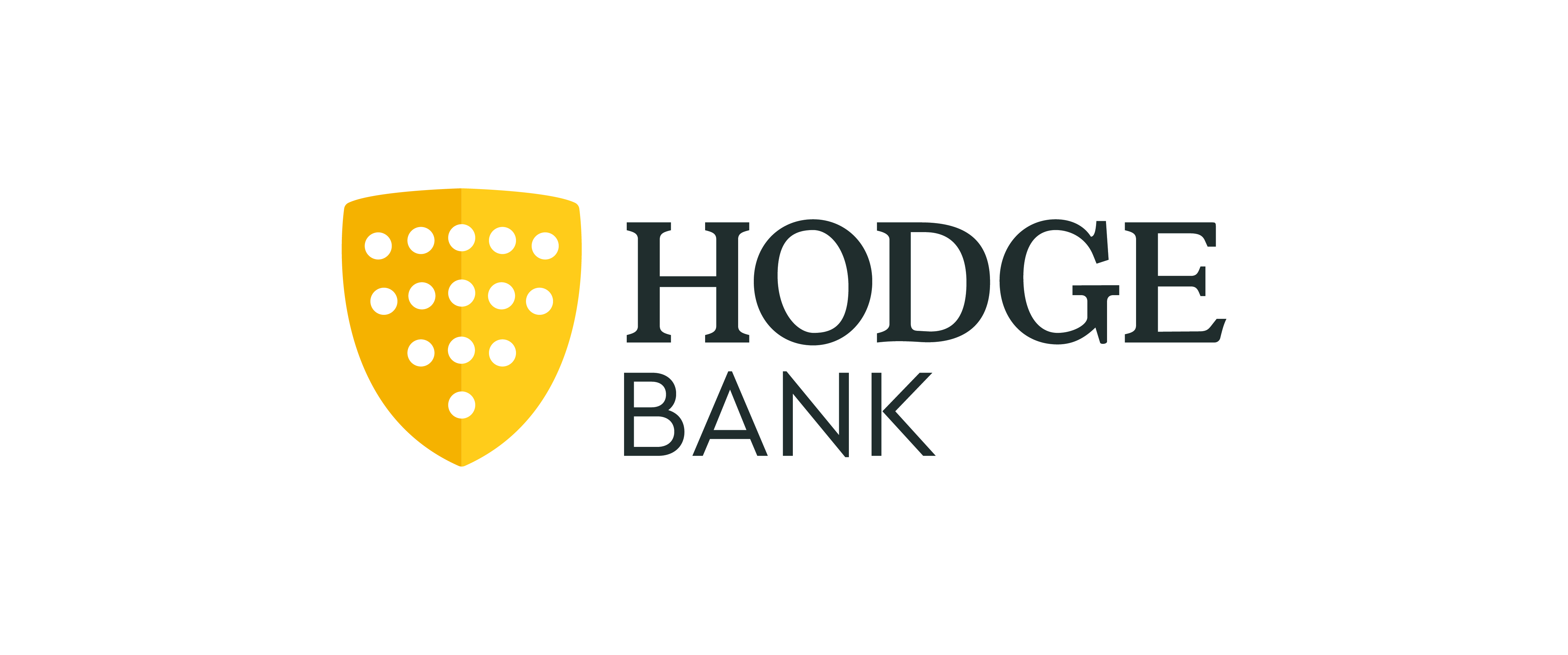 Logo for Hodge Bank