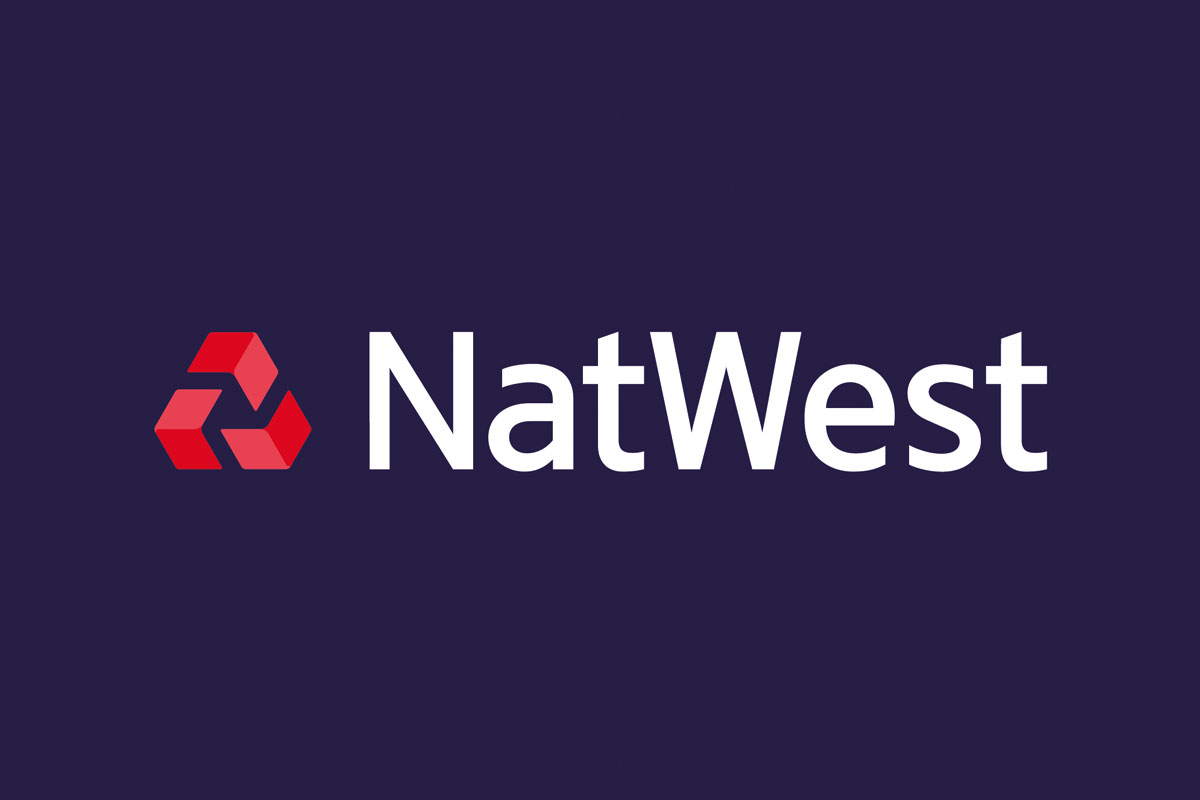 Logo for NatWest