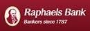 Logo for Raphaels Bank