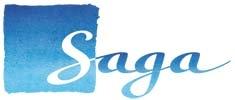 Logo for SAGA