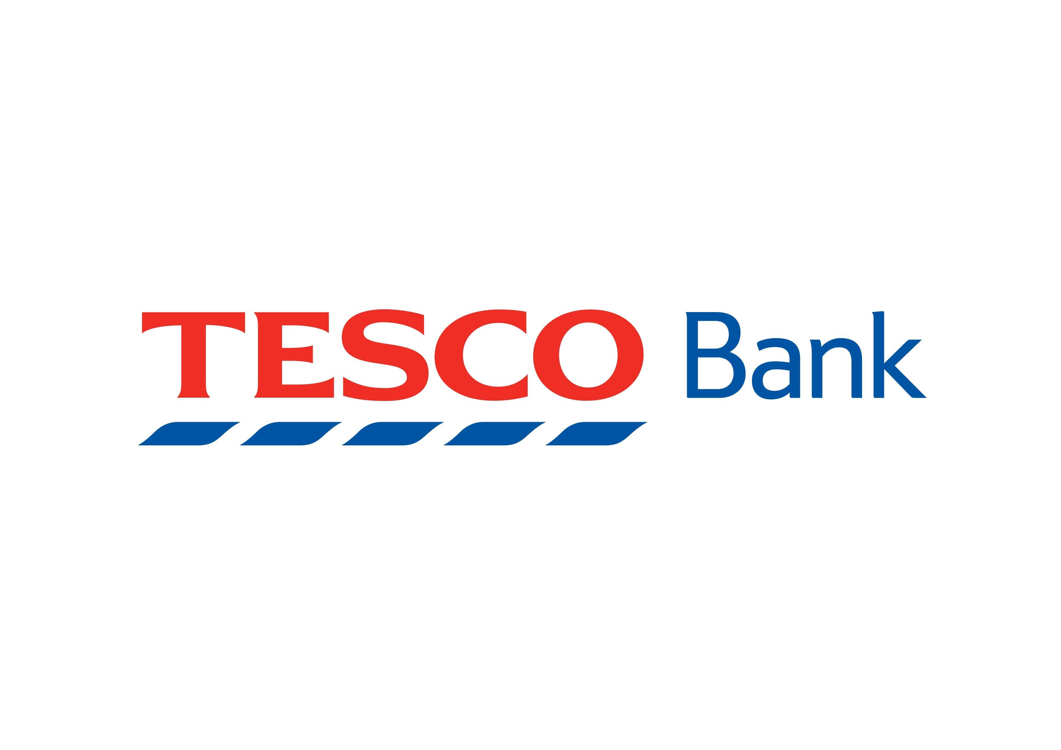 Logo for Tesco Bank